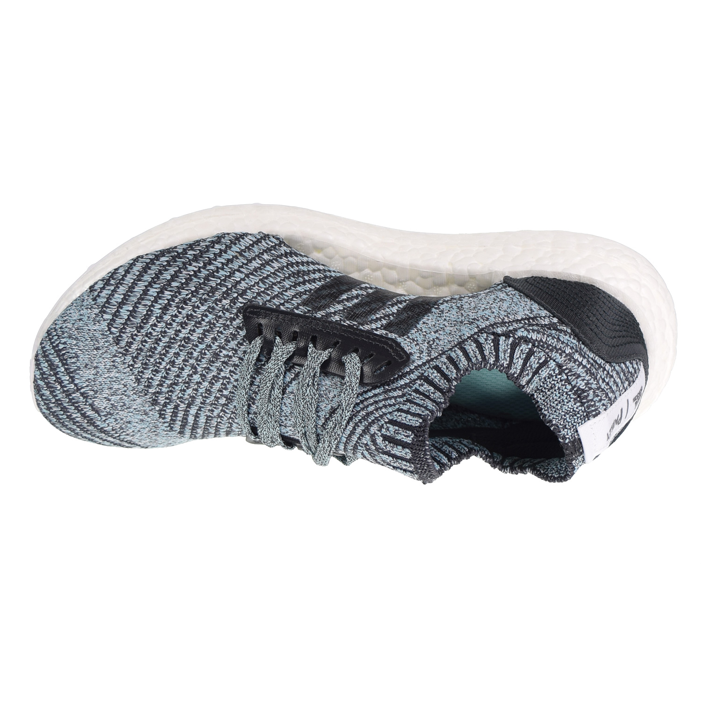 51c58f0740755 Adidas Ultraboost X Parley Women s Shoes Carbon Carbon Blue Spirit db0641