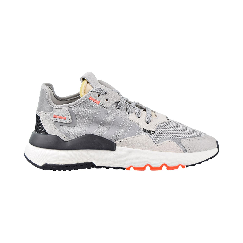 Adidas Nite Jogger Men's Shoes Grey Two