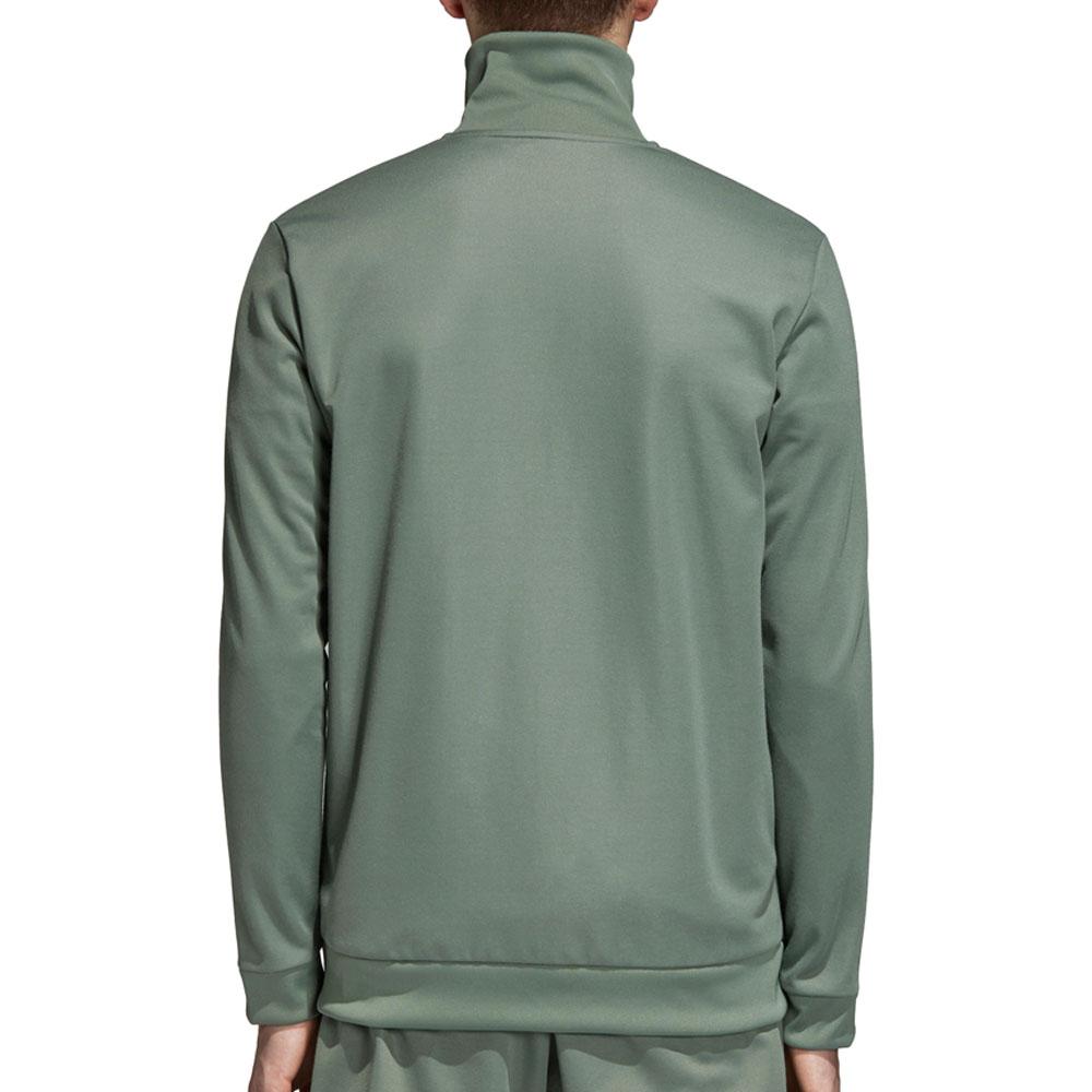 adidas Originals Men's Beckenbauer Track Jacket Trace Green