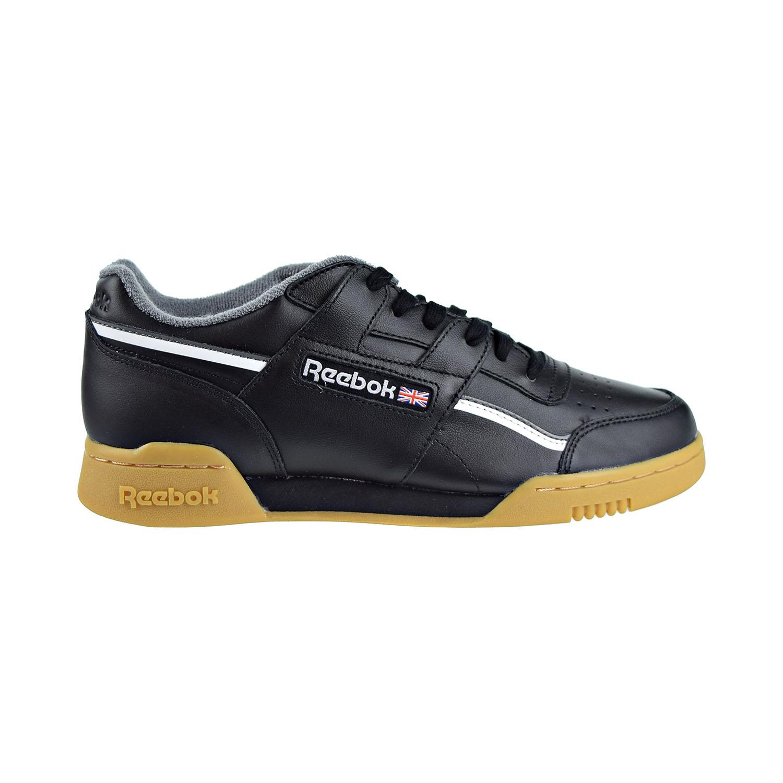 Reebok Workout Plus Mu Mens Shoes Black