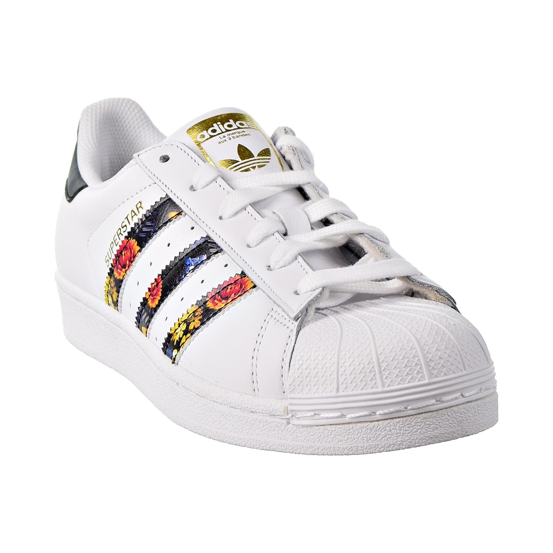 agradable visual Clasificar  Adidas Superstar Womens Shoes Footwear White-Footwear White-Gold Metallic  EF1480   eBay