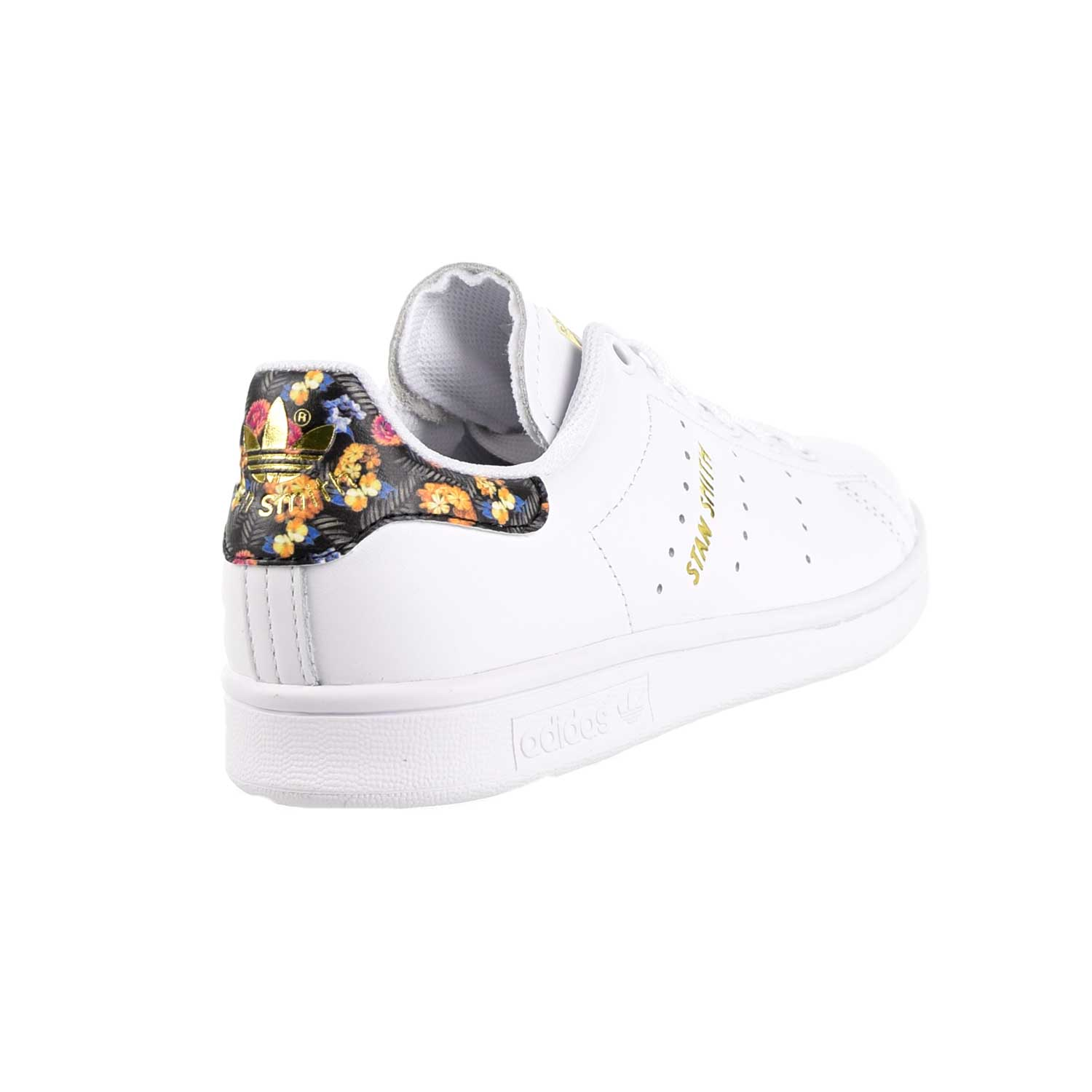 Adidas Stan Smith Womens Shoes Floral