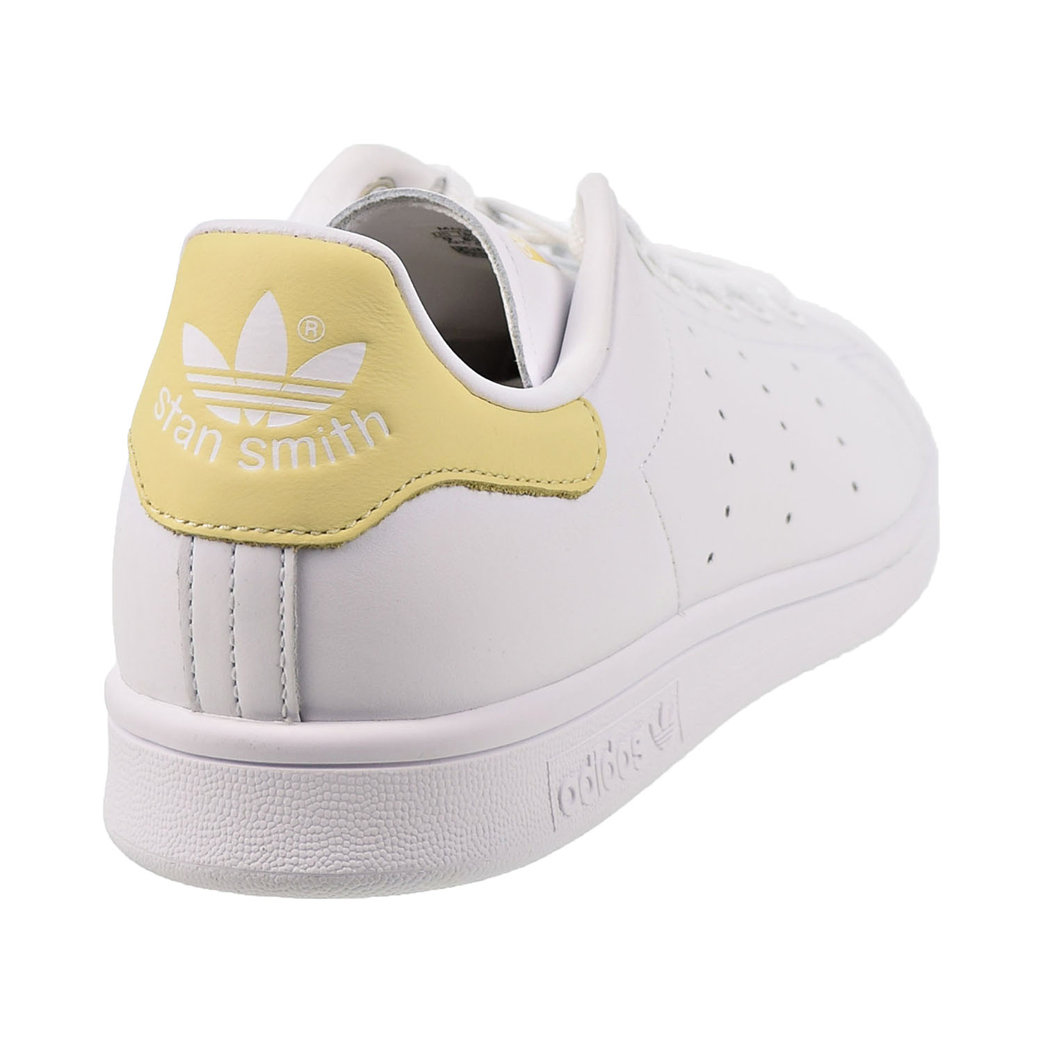 Shoes Cloud White-Easy Yellow EF4335