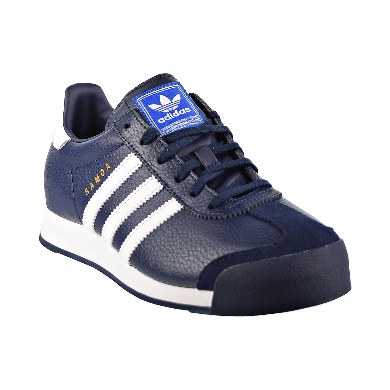 Adidas Samoa Big Kids' Shoes Collegiate