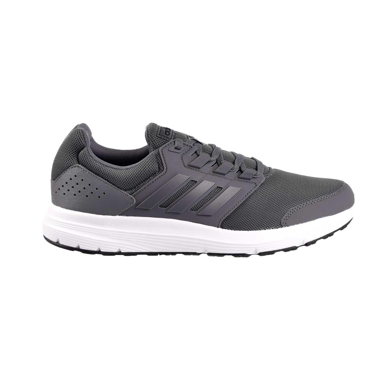 Adidas Galaxy 4 Mens Shoes Grey-Grey