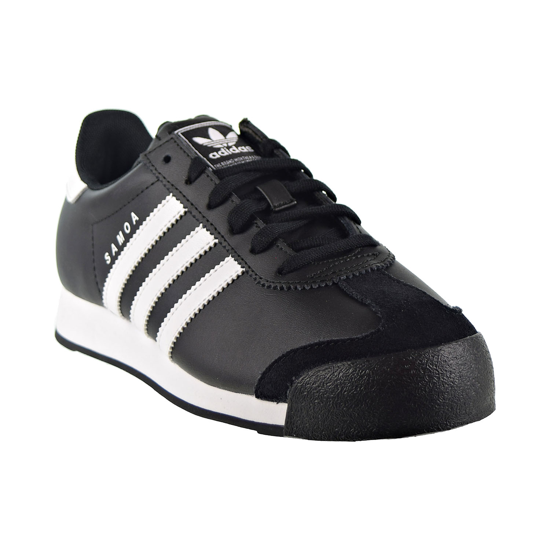Adidas Samoa Big Kids' Shoes Black-White-Black g20687 | eBay