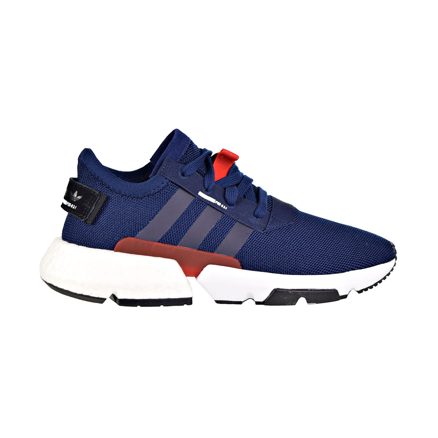 7f959d62 Details about Adidas POD-S3.1 Men's Shoes Dark Blue/Red G26512