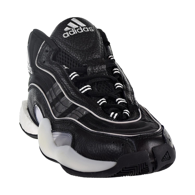 on sale 0d0ae b8117 Adidas 98 X Crazy BYW Mens Shoes Core BlackGreyCore White g26807