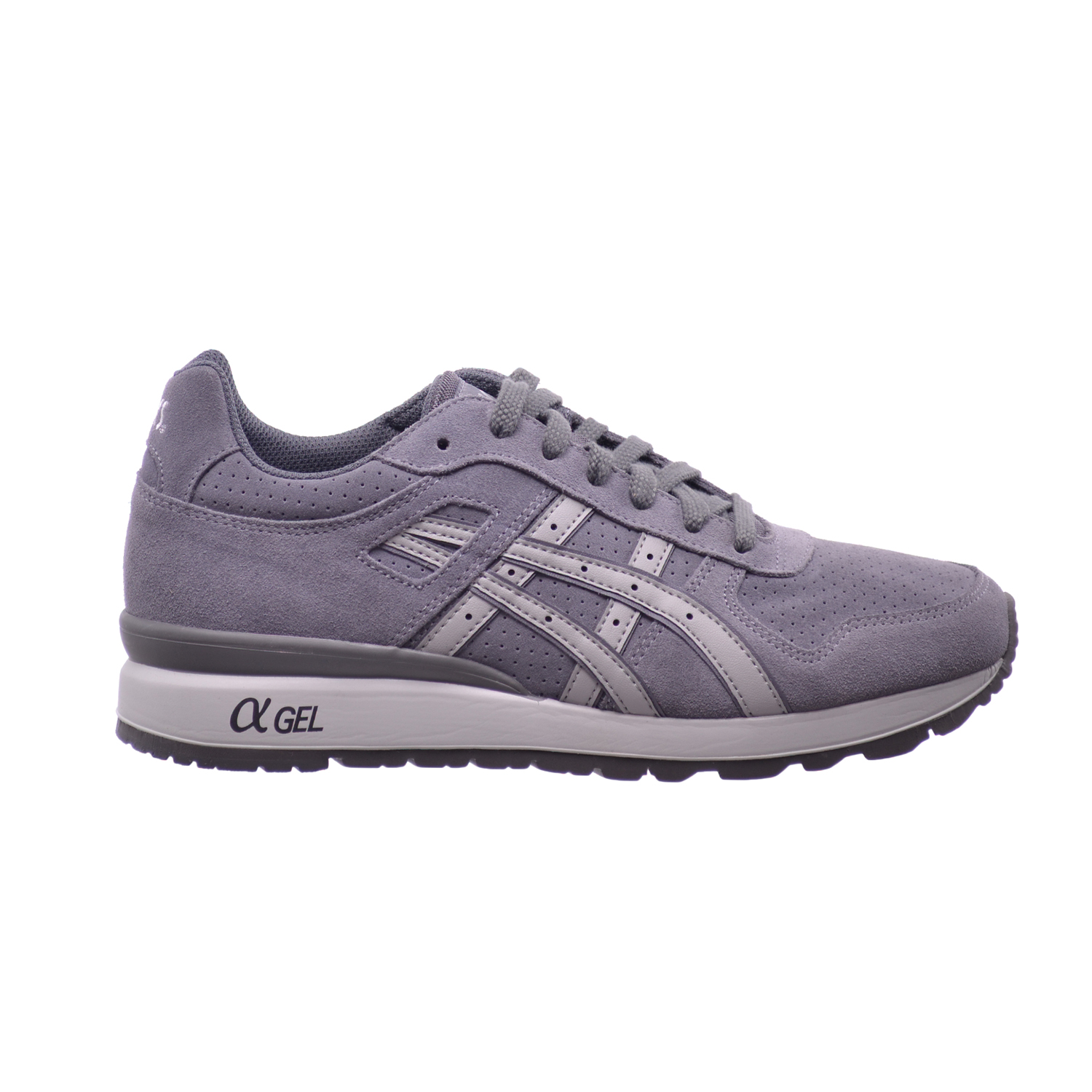 promo code 81640 7948d Details about Asics GT-II Unisex Running Shoes Grey/Light Grey h5s3l-1113