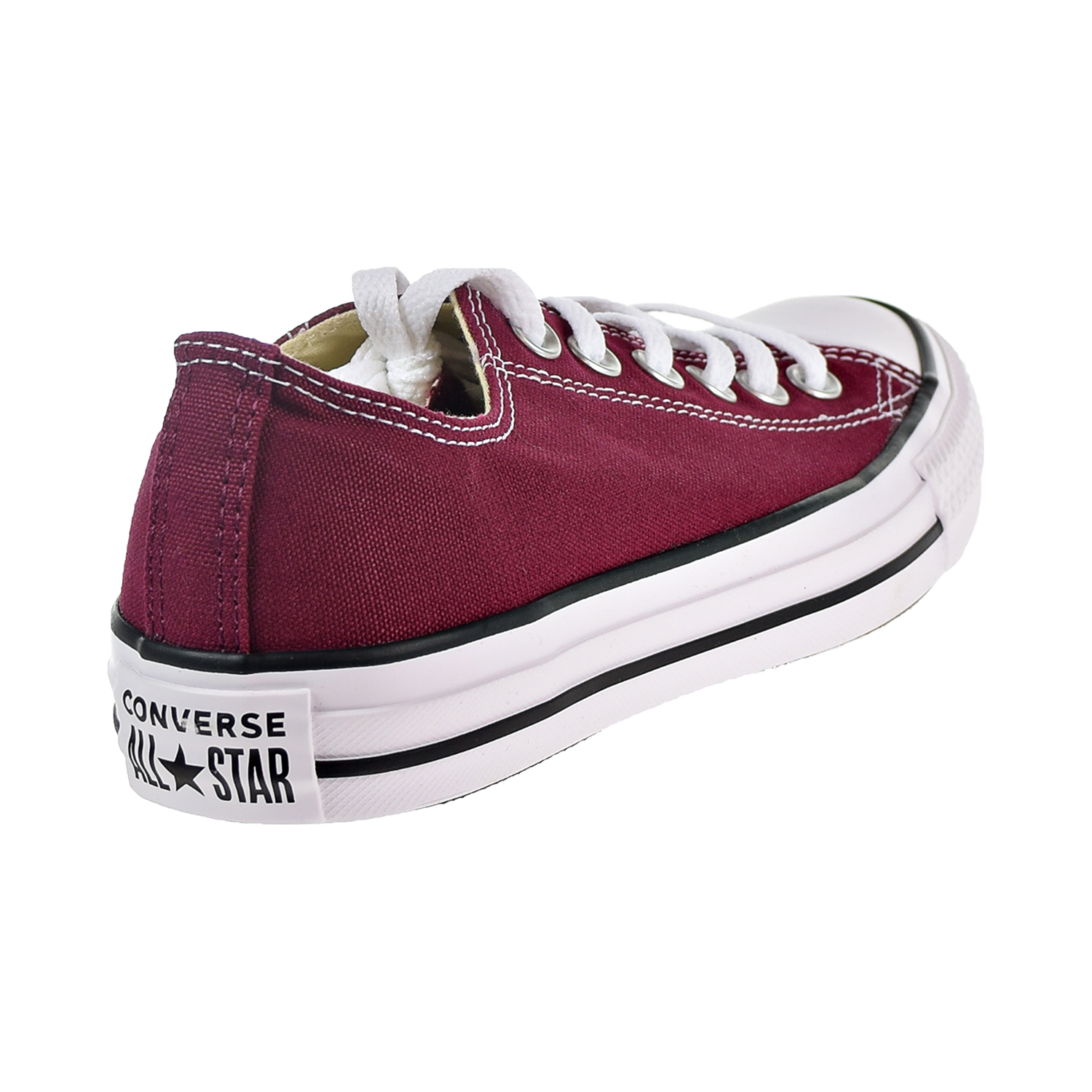 80db3f1bcbfd Converse Chuck Taylor All Star Ox Men s Big Kids  Shoes Maroon M9691 ...