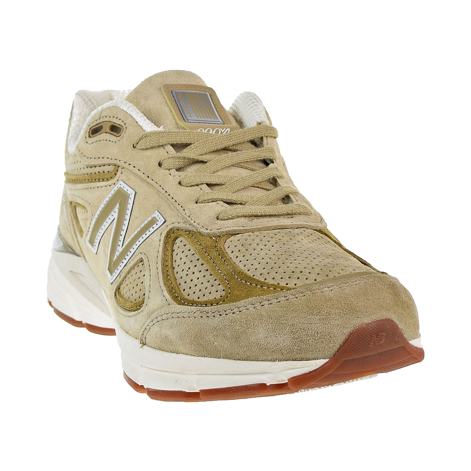 sports shoes 079b6 f5fb1 Details about New Balance 990 Men's Shoes Hemp/Linseed M990-HL4