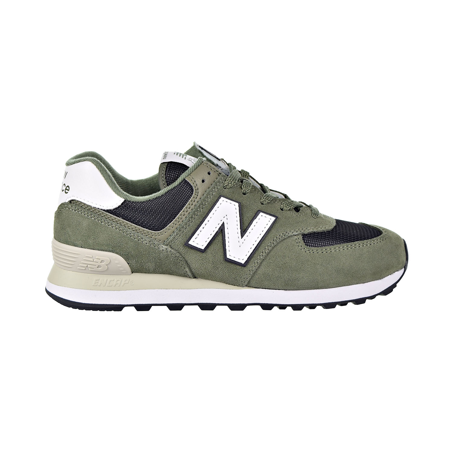 Details about New Balance 574 Classics Men's Shoes Mineral Green ML574-ESP