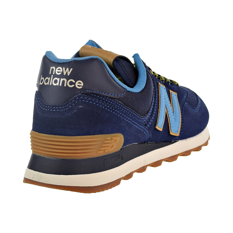 official photos 099bf 1d63b New Balance 574 Men's Shoes Pigment Blue ML574-OTA | eBay