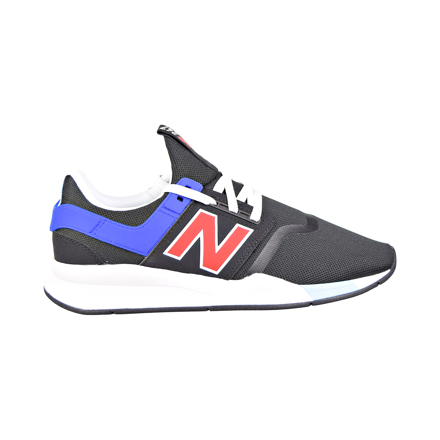 Details about New Balance 247v2 Men's Shoes Black Blue White MS247 FQ