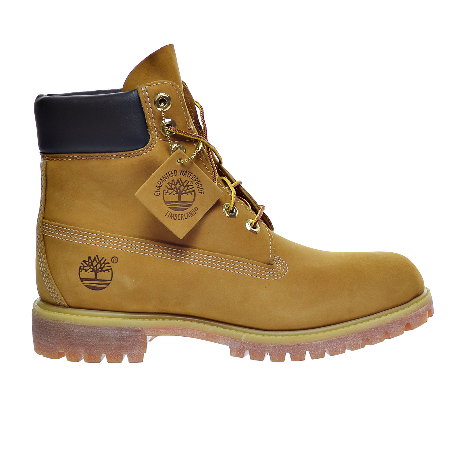 tratar con Pulido heroico  Timberland 6Inch (Wide Width) Premium Men's Waterproof Boots Wheat  tb010061w | eBay