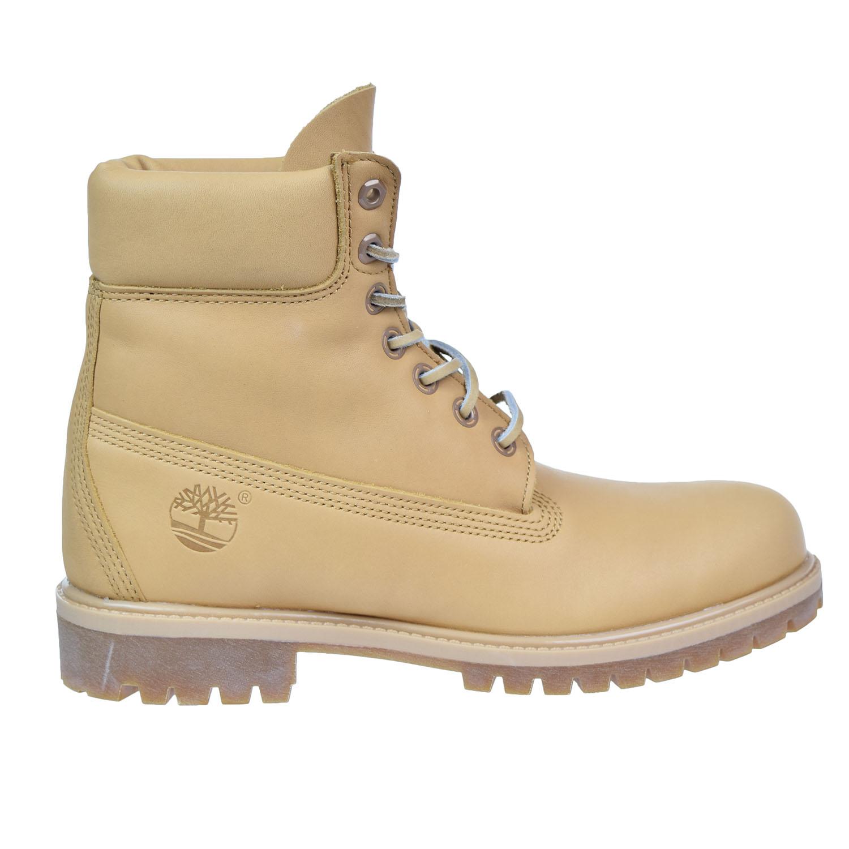 464b68c52f05 Details about Timberland 6 Inch Premium Waterproof Mens Boots Natural  tb0a1jjb
