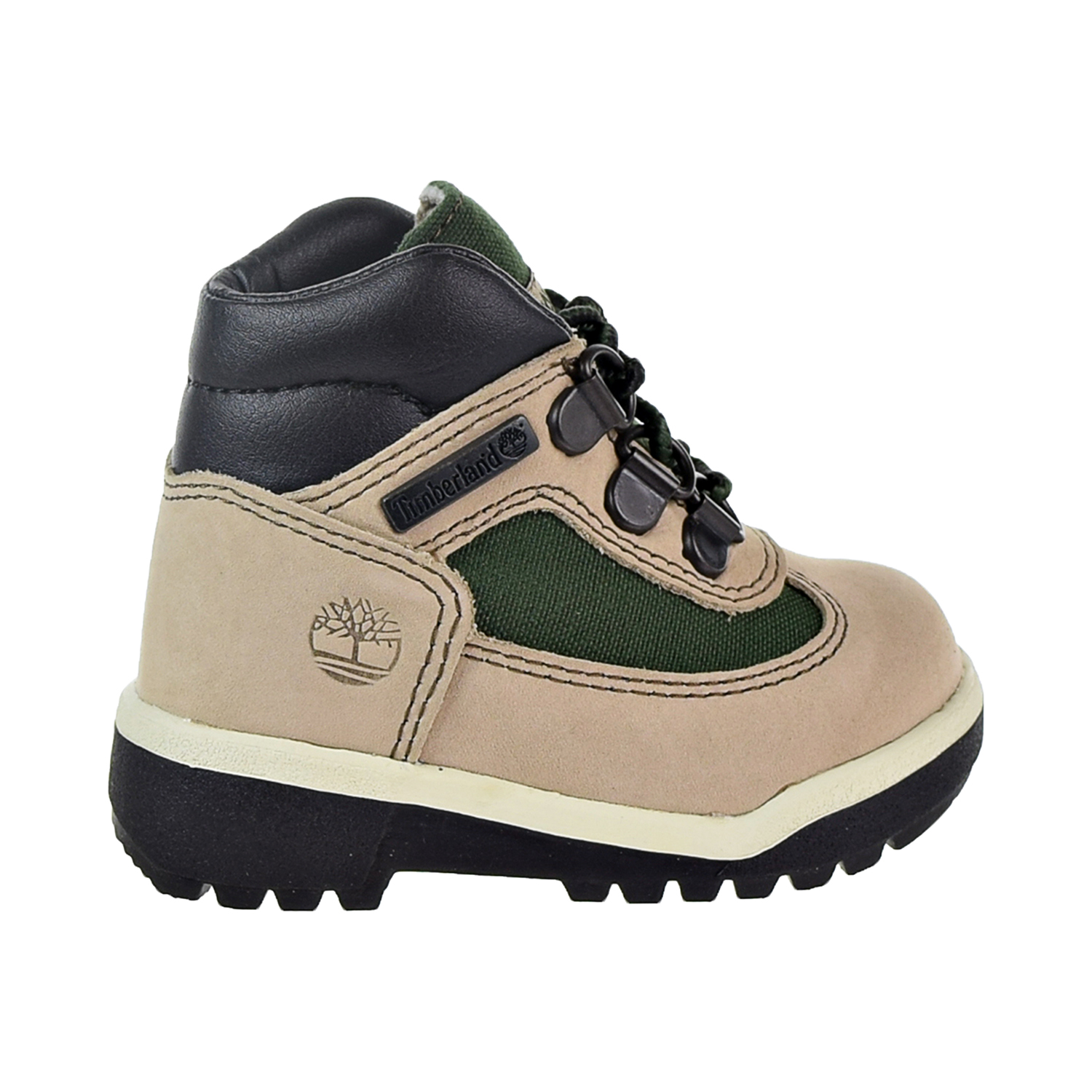 8653cff1f1c5 Details about Timberland Field Boot Toddlers Shoes Medium Beige Nubuck  TB0A1RNJ