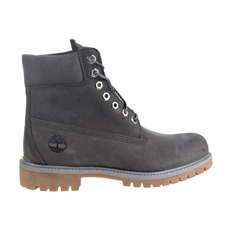 nowy produkt najtańszy tanie jak barszcz Details about Timberland Premium 6' Waterproof Boot Men's Shoes Dark Grey  TB0A1UFH