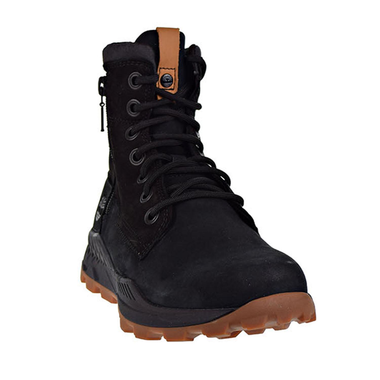 Timberland Brooklyn Side Zip Men S Boots Black Tb0a228p Ebay