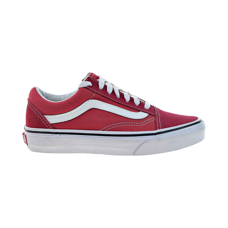 Vans Old Skool Men's Shoes Crimson-White VN0A38G1Q9U   eBay