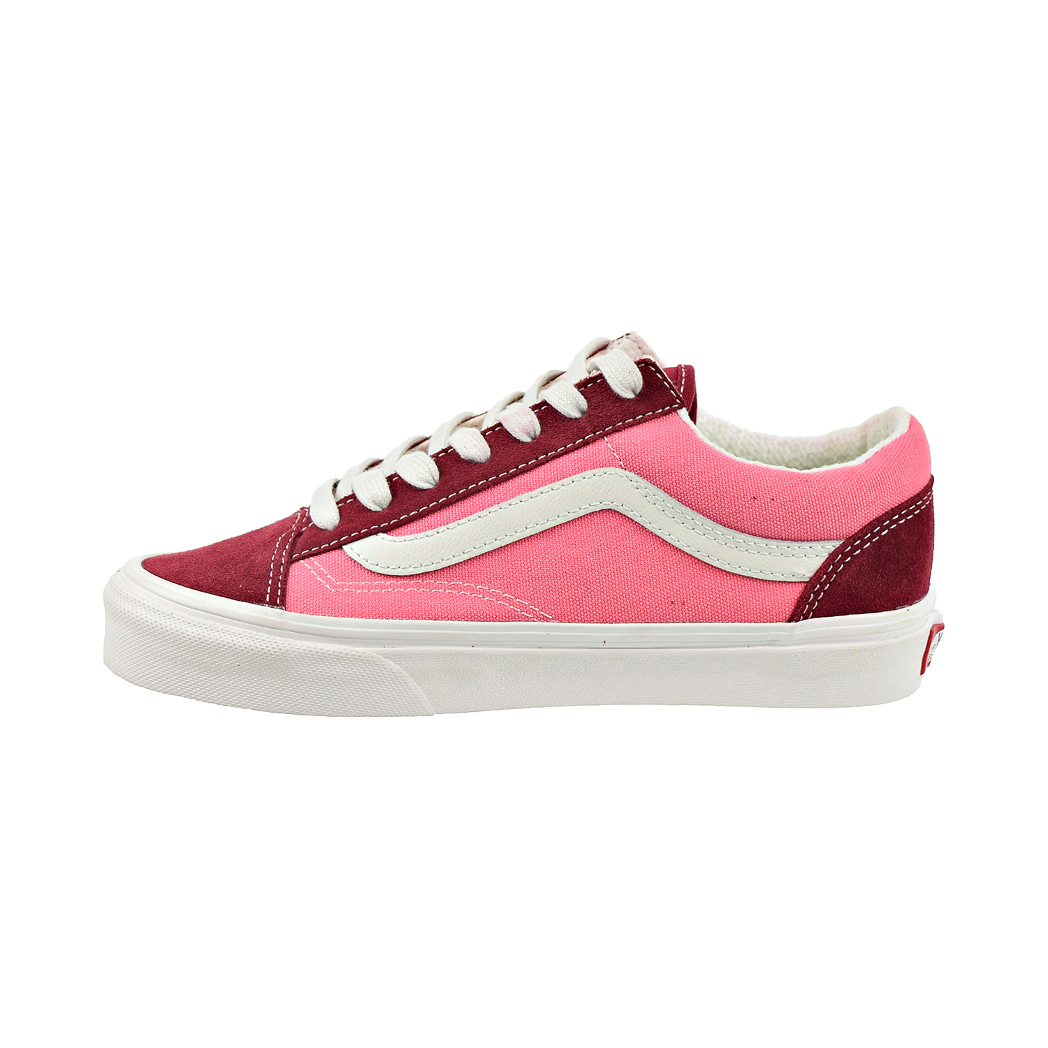Chaussures Vans UA Style 36 Old Skool Rouge Chaussures