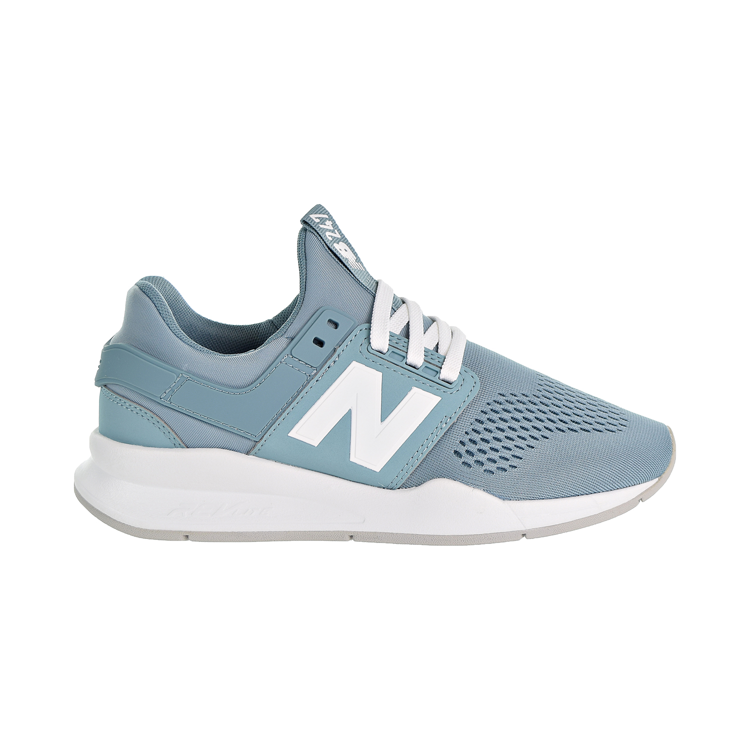 Details about New Balance 247 Women's Shoes Smoke Blue WS247-UF